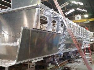 First US Offshore Wind Workboat Build Underway