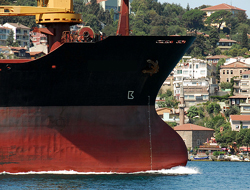 Downturn in tanker market