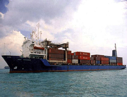 Shreyas ship currently in Colombo