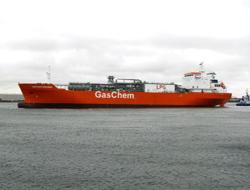 Meyer Werft delivers LPG tanker