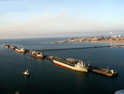 Persian Gulf tanker rates rise