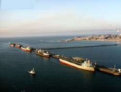 Newly built tankers join world fleet