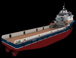 Tidewater to build supply vessels