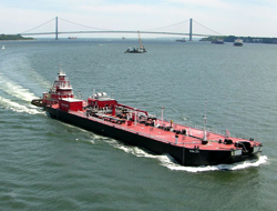 8,800 DWT tanker for supply