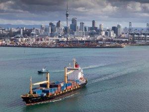 Port of Auckland's Profit Down