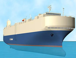 Vroon orders four car carriers