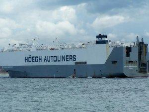 Höegh Transporter Leaves Mombasa, No Drugs Found