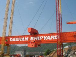 Daehan debt workout underway