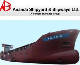 Ananda to export its eighth ship