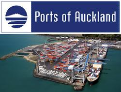 Auckland port confirms restructure