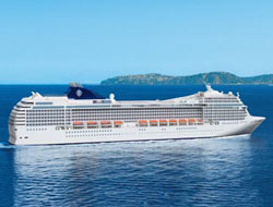 MSC Cruises takes delivery