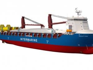Intermarine Hires Six Heavy-Lift Newbuilds