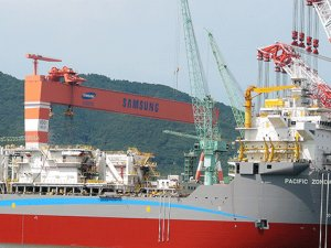 Pacific Drilling Axes Drillship Contract at Samsung Heavy