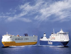 Finnlines connect to the Baltic Sea