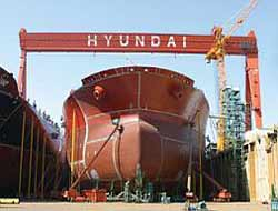 Shipbuilder named 5 ships in June