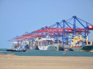 DEME Wins Port Said Side Channel Work