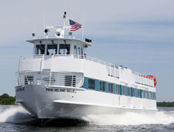 Blount Boats delivers new vessel