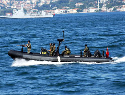 Turkish navy captures 5 pirates