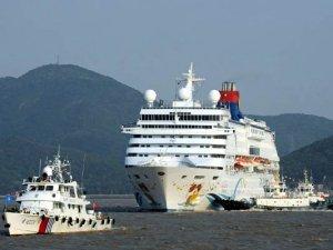 Waigaoqiao Shipbuilding's first luxury liner to start cruising by 2020