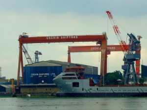 India Announces $600 Million Shipyard Subsidy