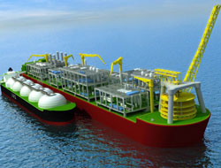LNG operations start at Milford
