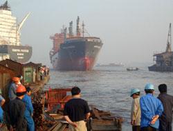 Yangzijiang aims at ship scrapping