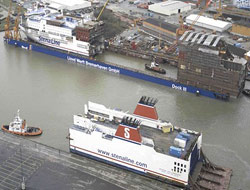 Second Stena ferry back in service