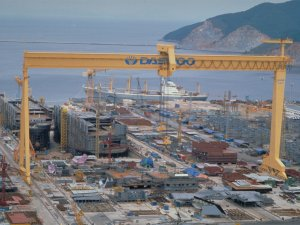 Daewoo Shipbuilding to Issue New Shares Worth $353 Mln