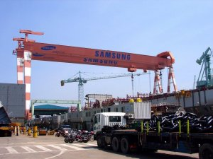 Bruised Asian Shipyards Prepare for Eventual Market Upswing