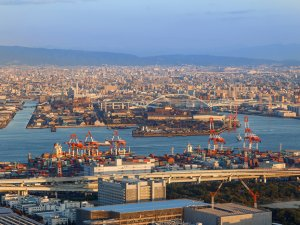 Japan to boost spending on container ports