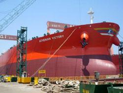 Tanker newbuilding cancelled