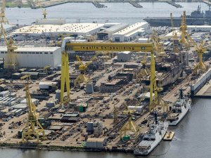 December defense contracts bring bounty to Ingalls Shipbuilding
