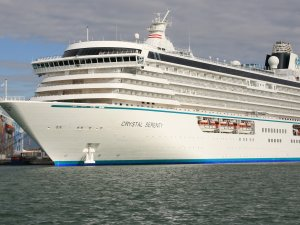 Crystal Serenity 2017 voyages reposition to North & South America
