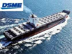 DSME gets $1 bln box ship order
