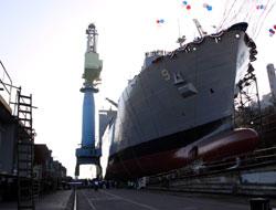 NASSCO launches T-AKE 9