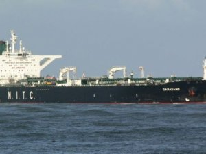 As Iran's Tankers Point Abroad, Oil Prices Tumble