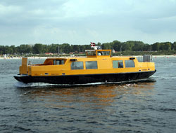 Ferry built in 6 months
