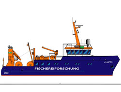 New fisheries research ship