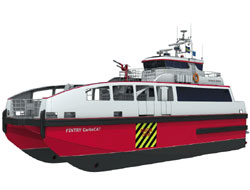 ABA Delivers to Sunferries