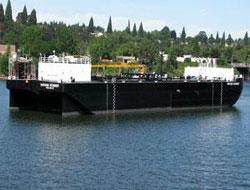 Final barge enters service