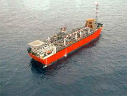 Oil production cut in $1bn ship