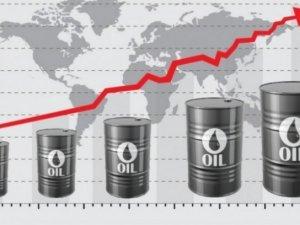 Oil price pushing $40 per barrel