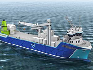 Rolls-royce to supply LNG propulsion for fish food carrier