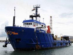 Stabbert converts vessel