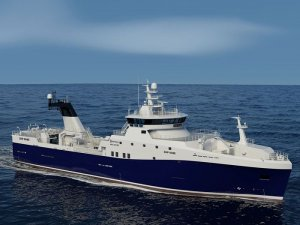 Kleven to build stern trawler for Spanish owner