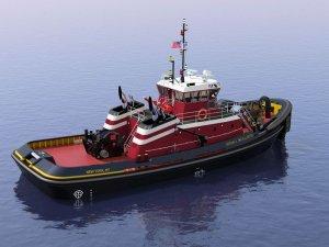 Jensen Maritime to design McAllister Tier IV escort tugs