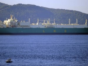 Turkey receives first US LNG via spot markets in Jan.