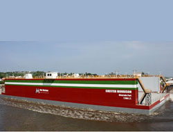 New dry dock is launched