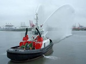 First of Nine New TNPA Tugs Sets Sail