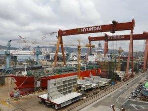 Hyundai Heavy Industries to Slash Workforce by 10% -Yonhap